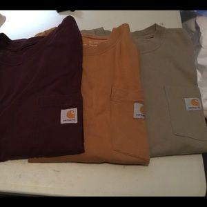 Men's CARHARTT T-shirts